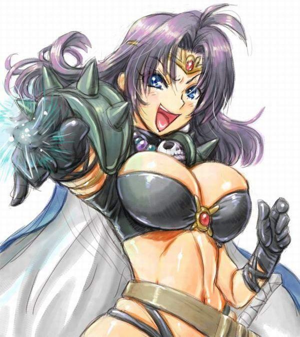 【スレイヤーズ】白蛇のナーガ(さーぺんとのなーが)のエロ画像【27】