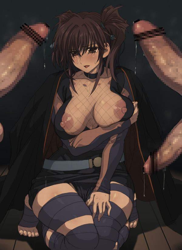 【フタエノキワミ】るろうに剣心 -明治剣客浪漫譚-のエロ画像【15】