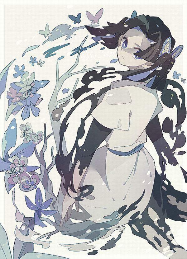 【鬼滅の刃】神崎アオイ(かんざきあおい)のエロ画像【23】