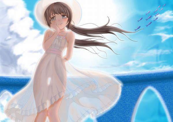 【凪のあすから】潮留美海(しおどめみうな)のエロ画像【15】