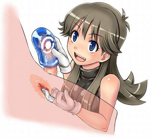 【M性感】積極的にアナルに指を入れたがる女子達の二次エロ画像【17】