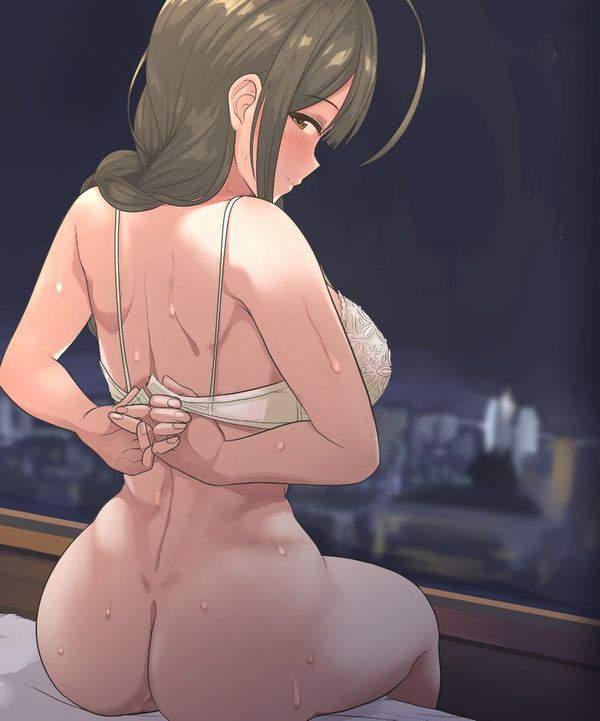 【アーバンリゾート】夜景の見えるシティーホテルでおセックスみたいな二次エロ画像【5】