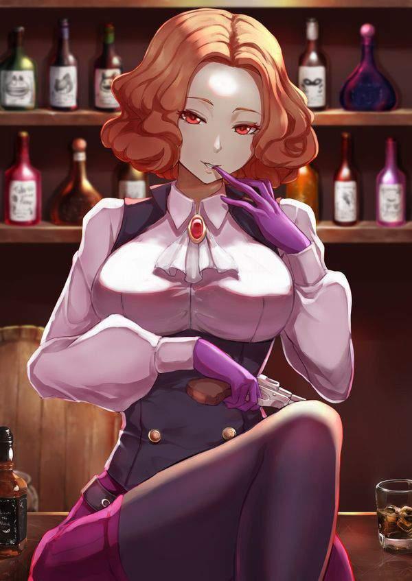 【都内は入店自粛要請中】バーでお酒を嗜む女子達の二次画像【24】