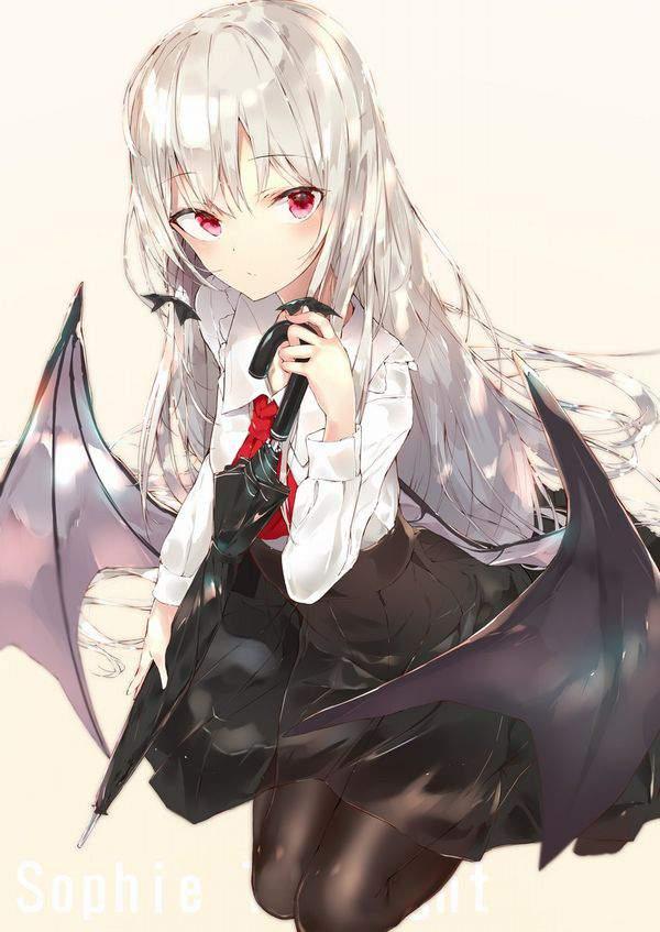 【コミックキューン】となりの吸血鬼さんのエロ画像【22】