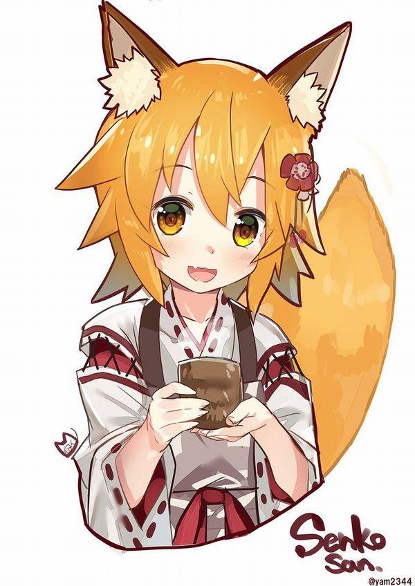 【コミックNewtype】世話やきキツネの仙狐さんのエロ画像【17】