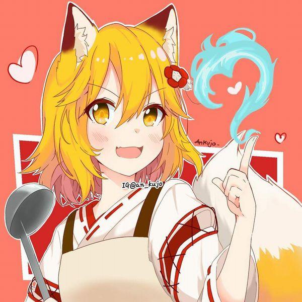【コミックNewtype】世話やきキツネの仙狐さんのエロ画像【20】
