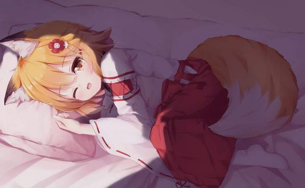 【コミックNewtype】世話やきキツネの仙狐さんのエロ画像【28】