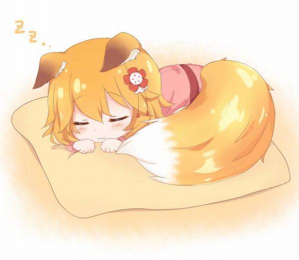 【コミックNewtype】世話やきキツネの仙狐さんのエロ画像【30】