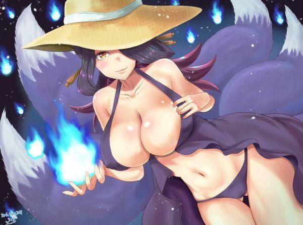 【コミックNewtype】世話やきキツネの仙狐さんのエロ画像【50】