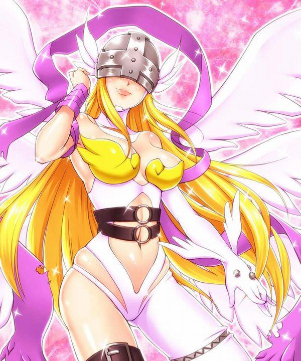 【ゴキゲンな蝶になって】デジモンアドベンチャーのエロ画像【35】
