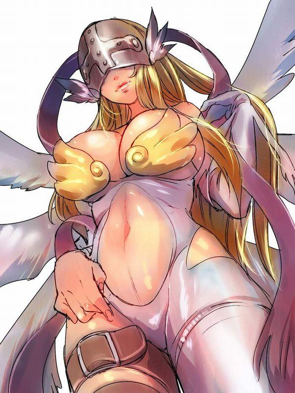 【ゴキゲンな蝶になって】デジモンアドベンチャーのエロ画像【47】