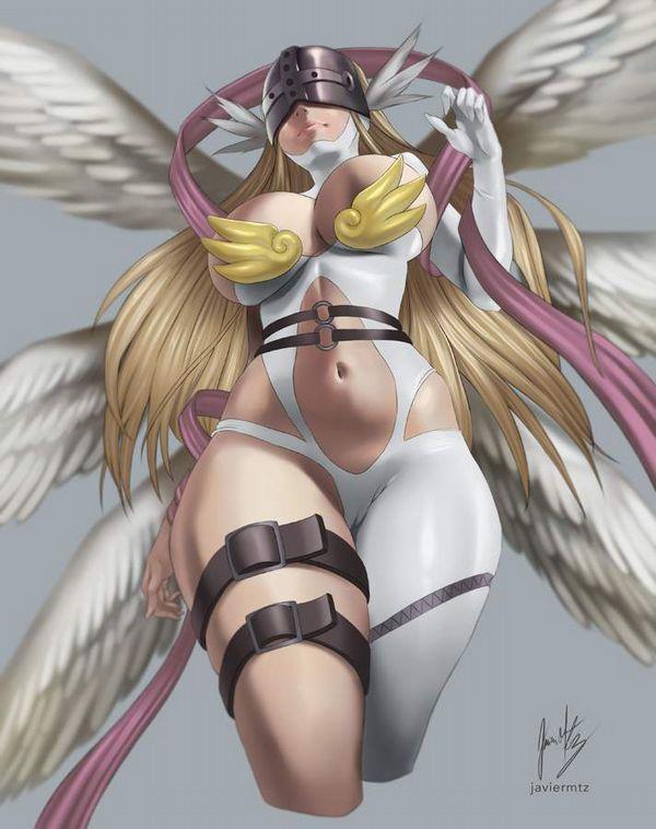 【ゴキゲンな蝶になって】デジモンアドベンチャーのエロ画像【49】