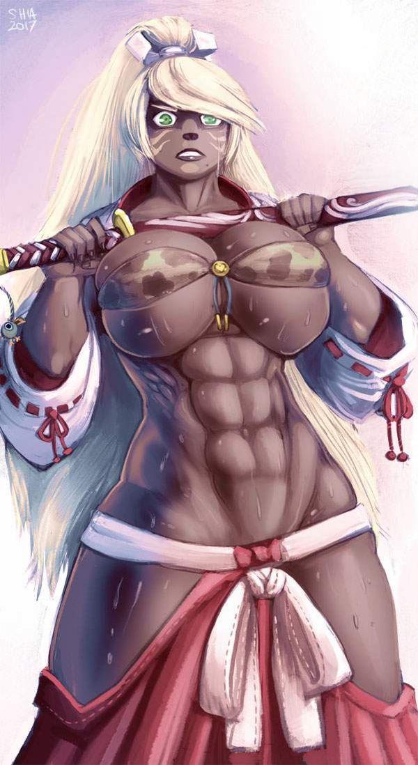 【防御力に一抹の不安】露出の多い格好してる女剣士達の二次エロ画像【23】