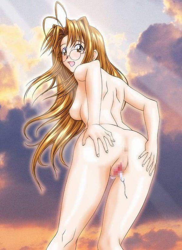 【ハーレム】ラブひなのエロ画像【46】