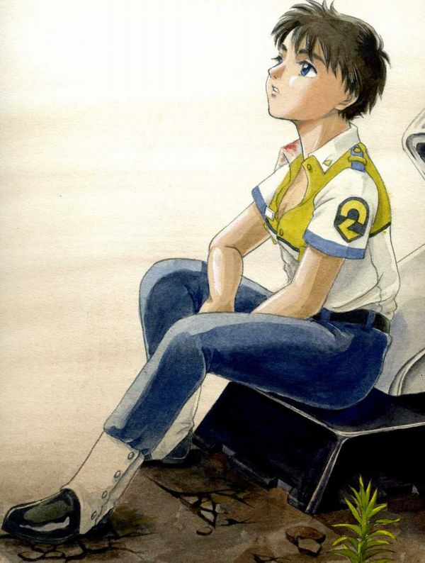 【イングラム】機動警察パトレイバーのエロ画像【28】