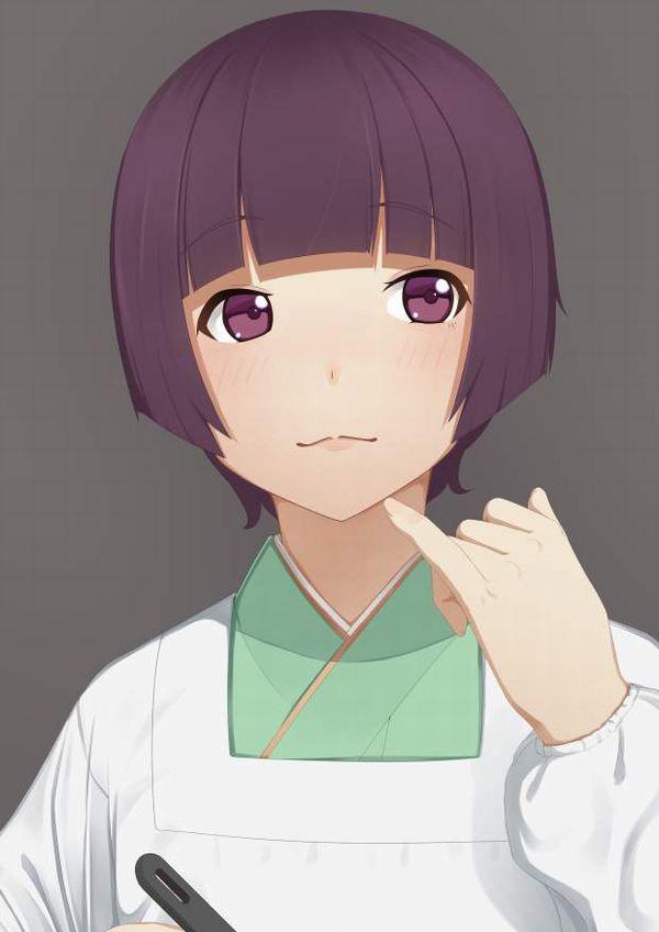 【小保方さん!?】割烹着姿な女子達の二次エロ画像【11】