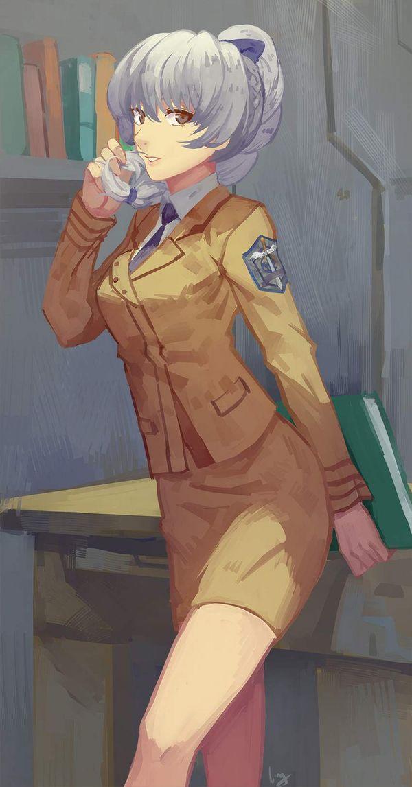 【フルメタル・パニック!】テレサ・テスタロッサ(Teletha Testarossa)のエロ画像【14】