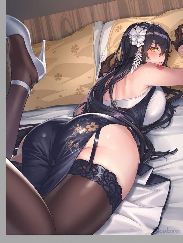 【アズールレーン】吾妻(あづま)のエロ画像【アズレン】【40】