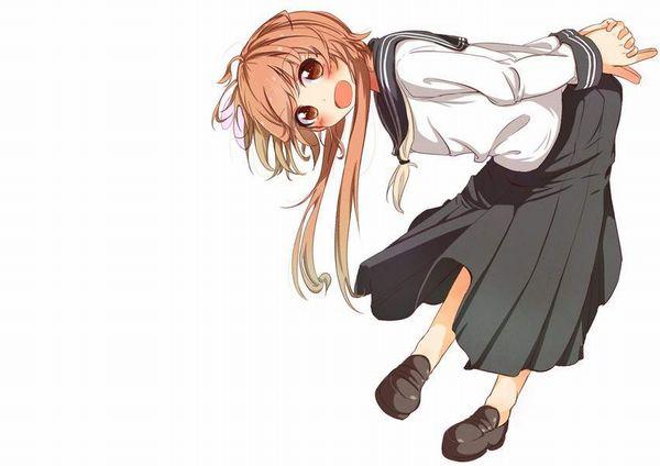 【ニセコイ】橘万里花(たちばなまりか)のエロ画像【47】