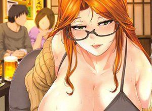 【オンラインじゃない飲み会】居酒屋でお酒飲んでる女子達の二次画像