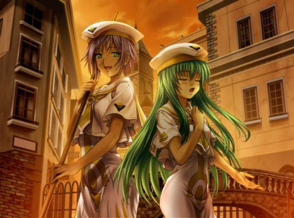 【ARIA】アテナ・グローリィ(Athena Glory)のエロ画像【47】