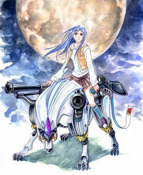 【ARIA】アテナ・グローリィ(Athena Glory)のエロ画像【43】