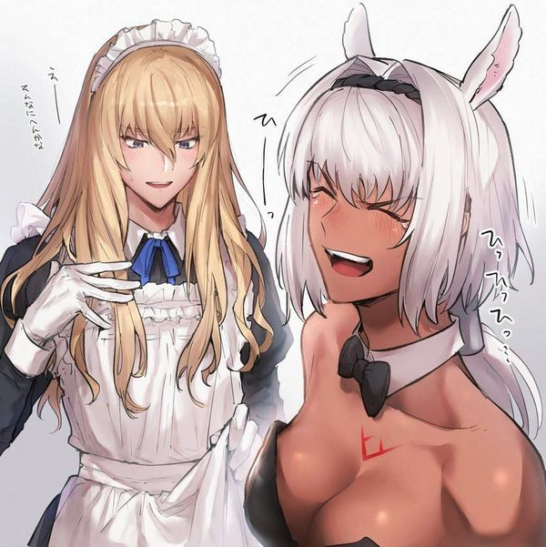 【Fate/GrandOrder】カイニス(Caenis)のエロ画像【38】