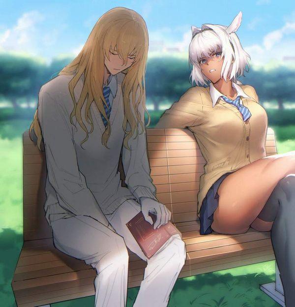 【Fate/GrandOrder】カイニス(Caenis)のエロ画像【40】