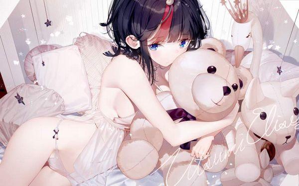 【Fate/GrandOrder】宇津見エリセ(うつみえりせ)のエロ画像【19】