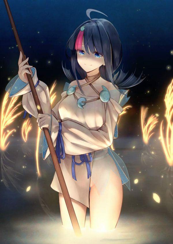 【Fate/GrandOrder】宇津見エリセ(うつみえりせ)のエロ画像【31】
