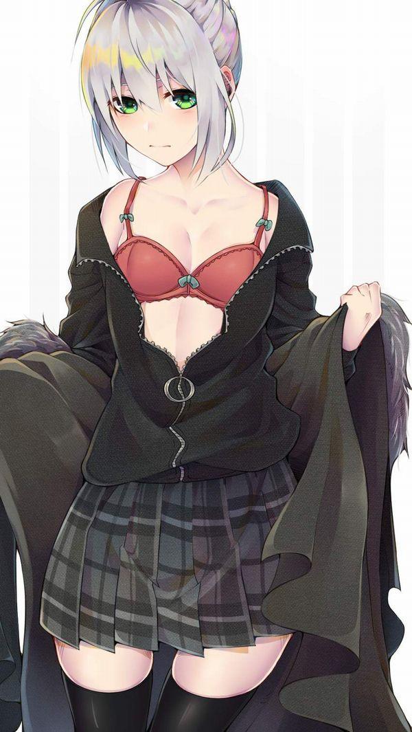 【Fate/GrandOrder】グレイ(Gray)のエロ画像【ロード・エルメロイⅡ世の事件簿】【19】