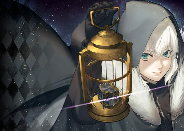 【Fate/GrandOrder】グレイ(Gray)のエロ画像【ロード・エルメロイⅡ世の事件簿】【23】