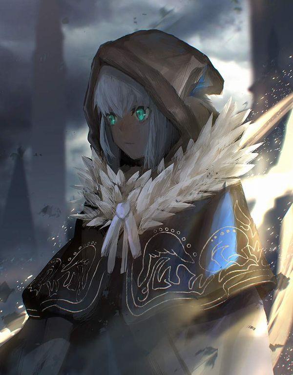 【Fate/GrandOrder】グレイ(Gray)のエロ画像【ロード・エルメロイⅡ世の事件簿】【24】