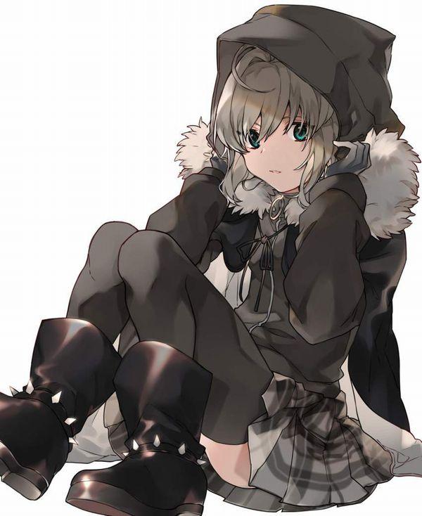 【Fate/GrandOrder】グレイ(Gray)のエロ画像【ロード・エルメロイⅡ世の事件簿】【26】