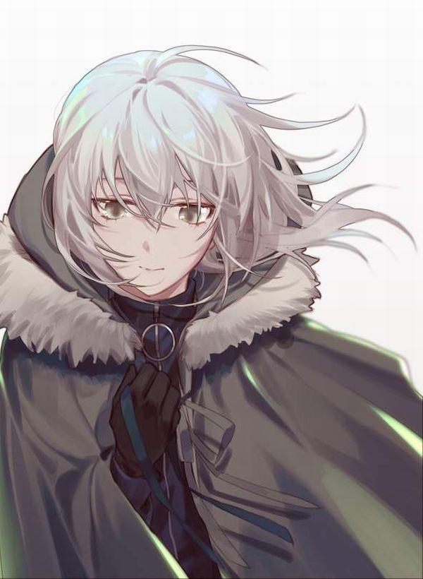 【Fate/GrandOrder】グレイ(Gray)のエロ画像【ロード・エルメロイⅡ世の事件簿】【29】