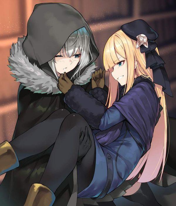 【Fate/GrandOrder】グレイ(Gray)のエロ画像【ロード・エルメロイⅡ世の事件簿】【31】