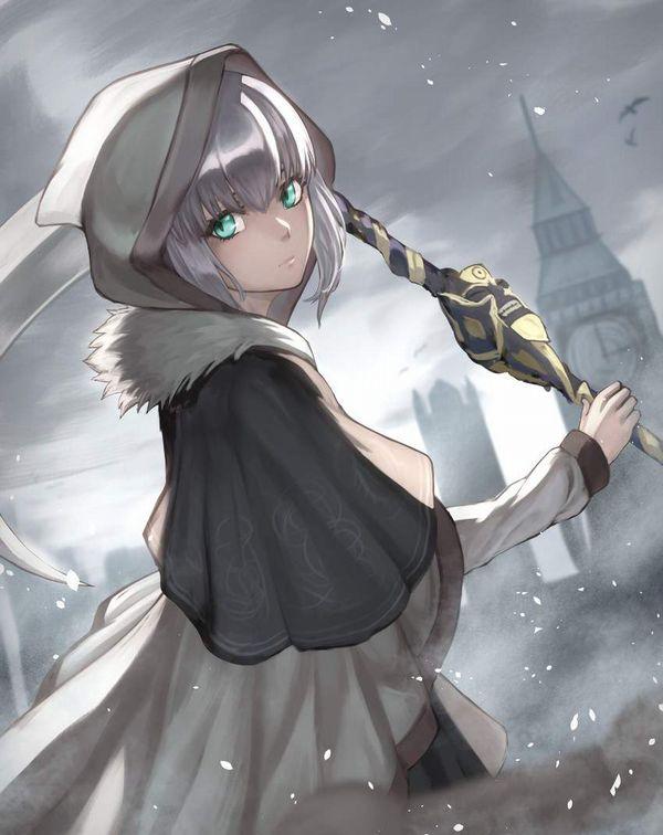 【Fate/GrandOrder】グレイ(Gray)のエロ画像【ロード・エルメロイⅡ世の事件簿】【32】