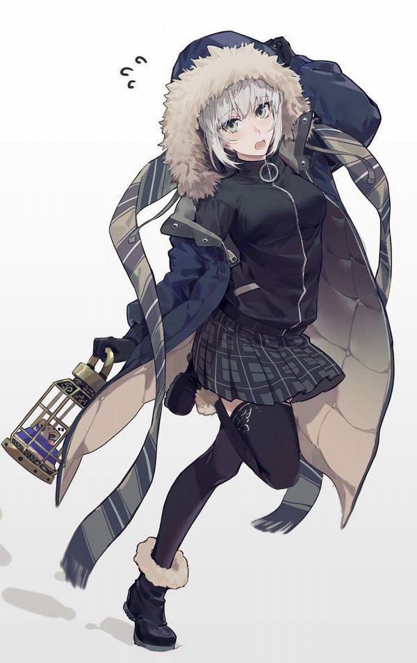 【Fate/GrandOrder】グレイ(Gray)のエロ画像【ロード・エルメロイⅡ世の事件簿】【37】