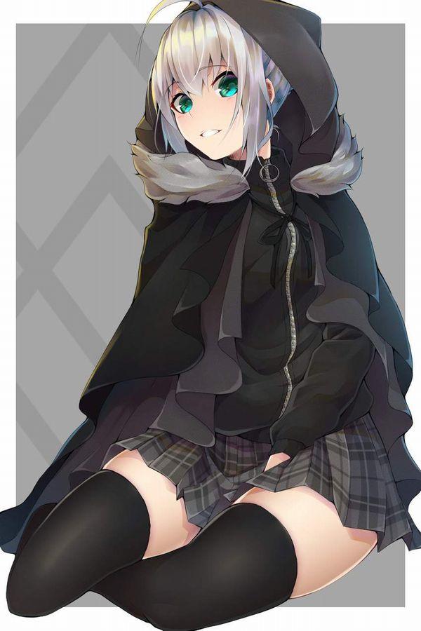 【Fate/GrandOrder】グレイ(Gray)のエロ画像【ロード・エルメロイⅡ世の事件簿】【38】