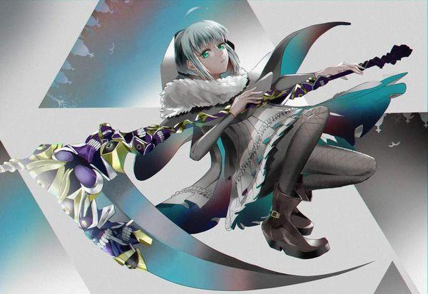 【Fate/GrandOrder】グレイ(Gray)のエロ画像【ロード・エルメロイⅡ世の事件簿】【39】