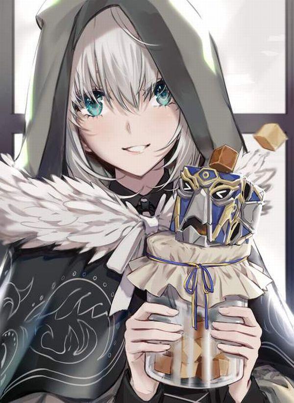 【Fate/GrandOrder】グレイ(Gray)のエロ画像【ロード・エルメロイⅡ世の事件簿】【44】