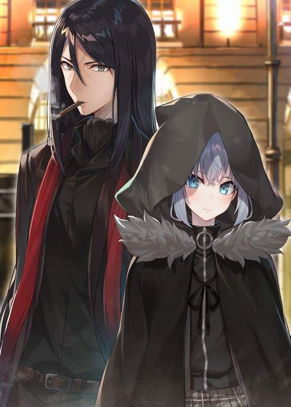 【Fate/GrandOrder】グレイ(Gray)のエロ画像【ロード・エルメロイⅡ世の事件簿】【47】