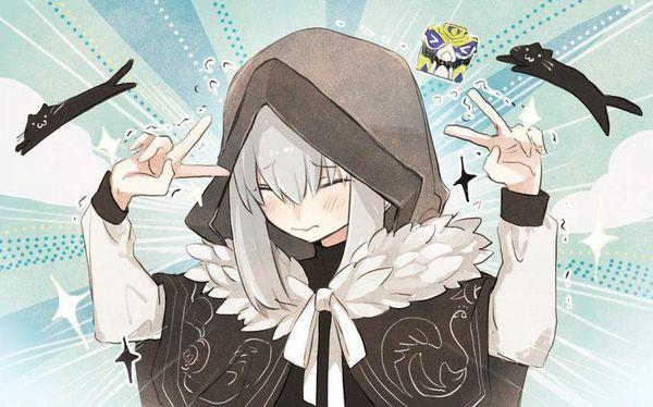 【Fate/GrandOrder】グレイ(Gray)のエロ画像【ロード・エルメロイⅡ世の事件簿】【48】