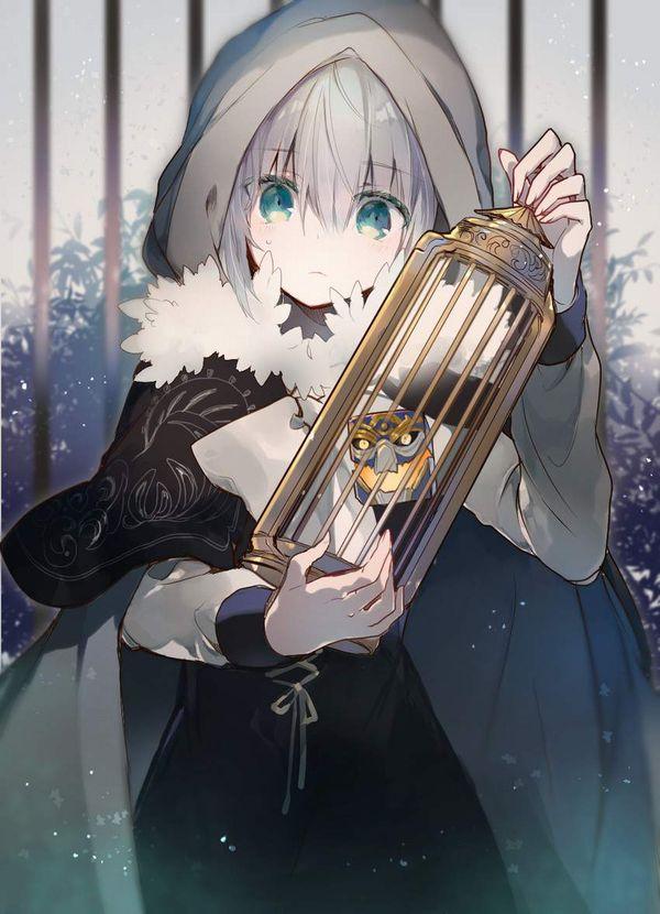 【Fate/GrandOrder】グレイ(Gray)のエロ画像【ロード・エルメロイⅡ世の事件簿】【49】