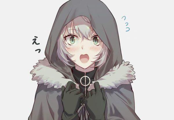 【Fate/GrandOrder】グレイ(Gray)のエロ画像【ロード・エルメロイⅡ世の事件簿】【50】