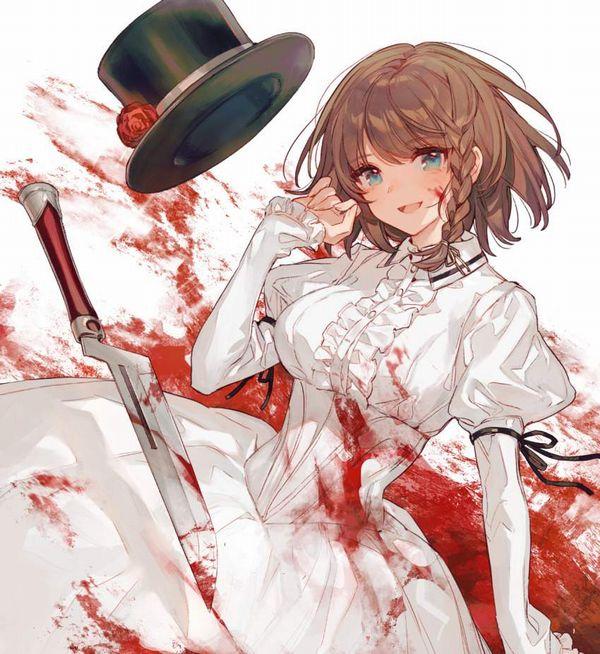 【Fate/GrandOrder】シャルロット・コルデー(Charlotte Corday)のエロ画像【24】