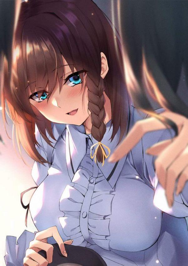 【Fate/GrandOrder】シャルロット・コルデー(Charlotte Corday)のエロ画像【28】