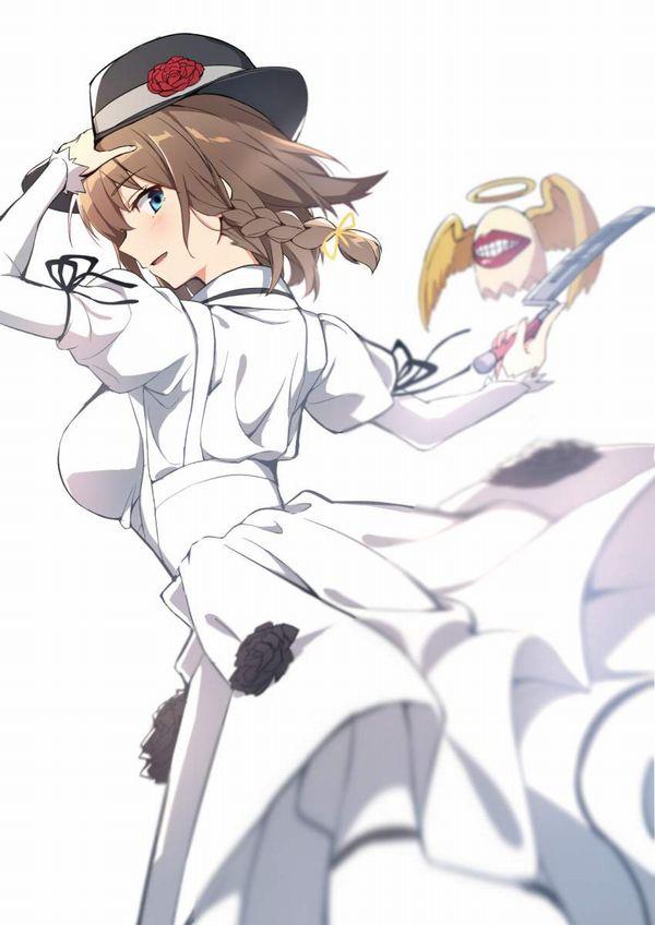 【Fate/GrandOrder】シャルロット・コルデー(Charlotte Corday)のエロ画像【38】