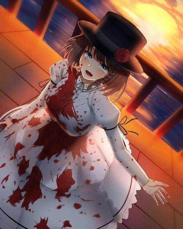 【Fate/GrandOrder】シャルロット・コルデー(Charlotte Corday)のエロ画像【40】