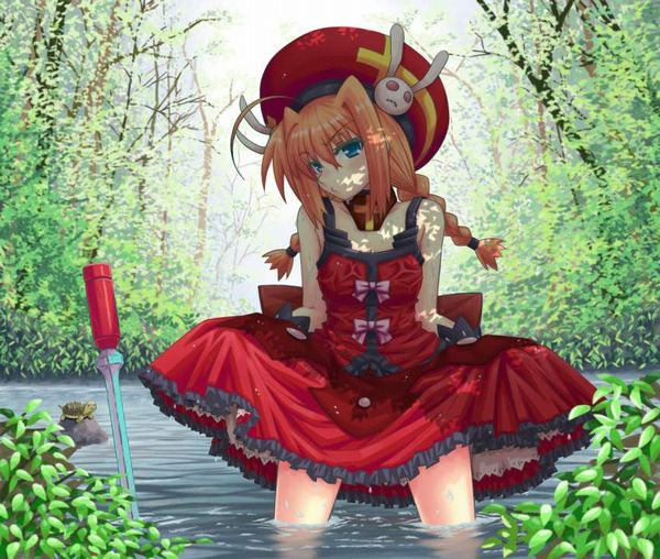 【魔法少女リリカルなのはA's】ヴィータ(Vita)のエロ画像【31】